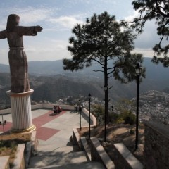 Le grand Christ de Taxco